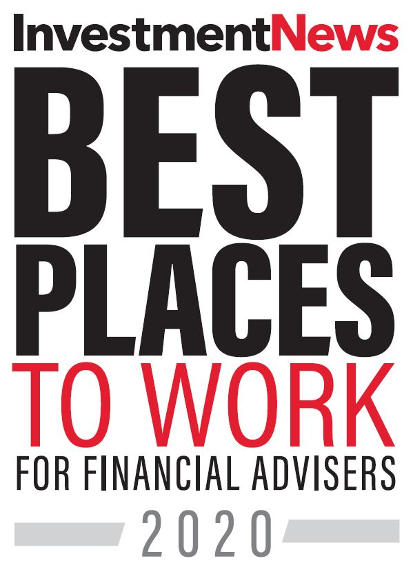 InvestmentNews Best Place to Work 2020
